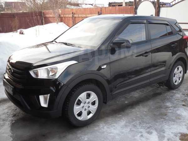 Hyundai Creta, 2018 год, 865 000 руб.