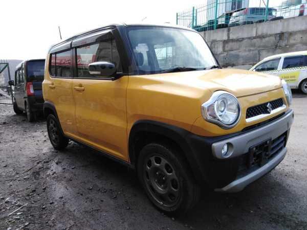 Suzuki Hustler, 2015 год, 540 000 руб.