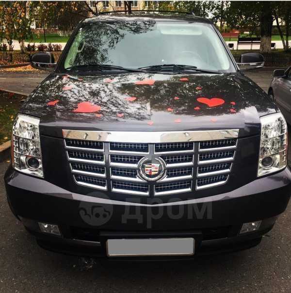 Cadillac Escalade, 2010 год, 1 650 000 руб.