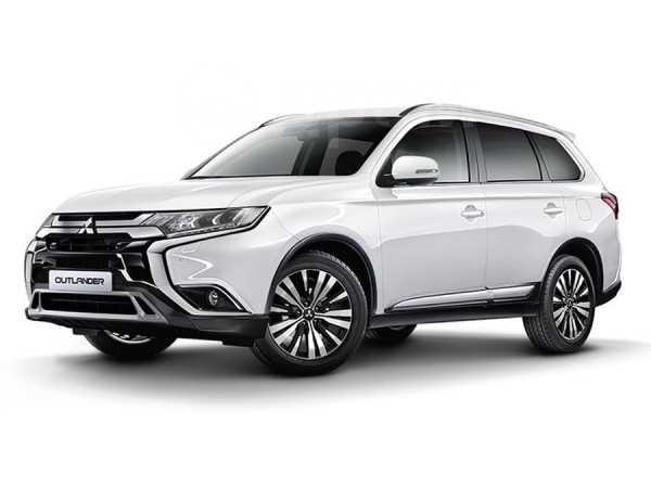 Mitsubishi Outlander, 2019 год, 2 376 500 руб.