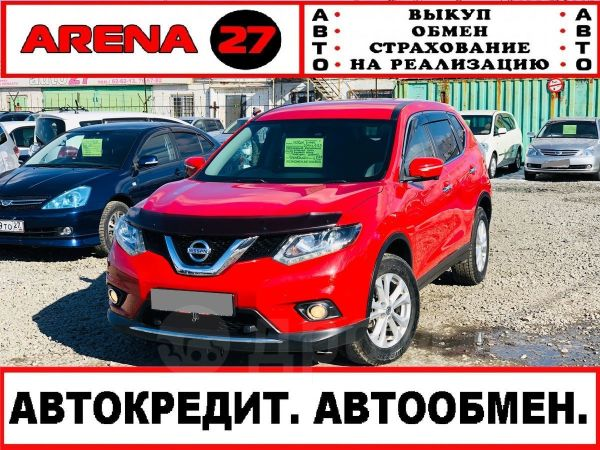 Nissan X-Trail, 2014 год, 1 128 000 руб.