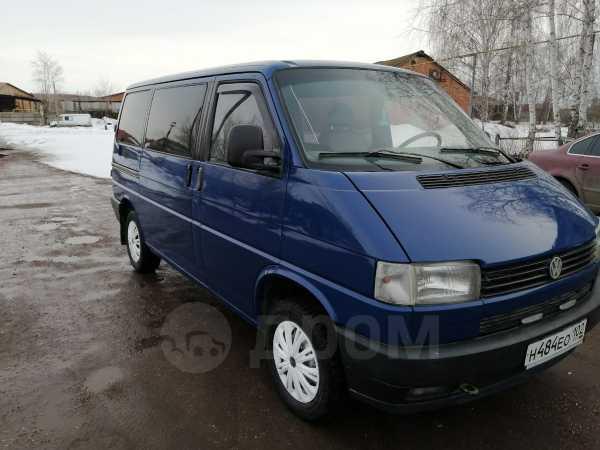 Volkswagen Transporter, 1991 год, 260 000 руб.