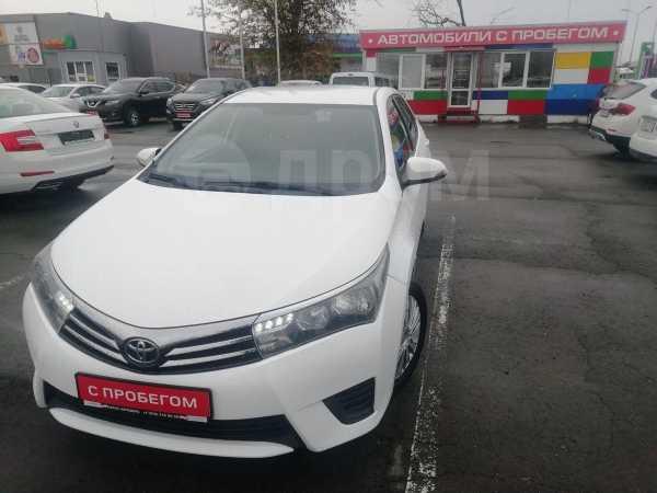 Toyota Corolla, 2013 год, 590 000 руб.