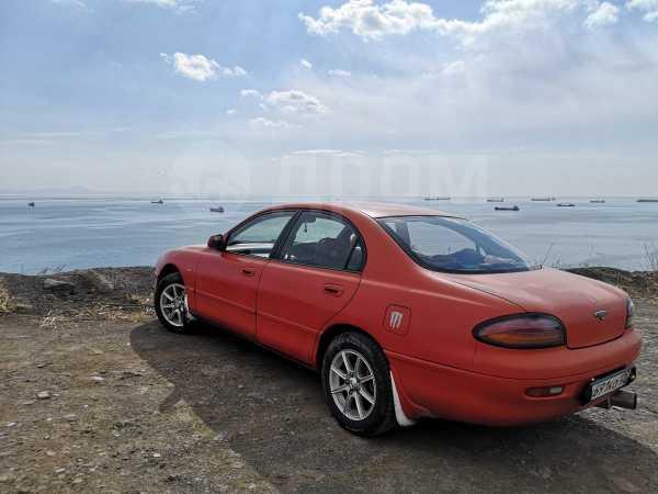 Mazda Autozam Clef, 1992 год, 300 000 руб.