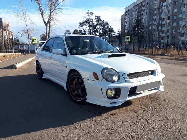 Subaru Impreza WRX STI, 2000 год, 850 000 руб.