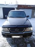 SsangYong Musso, 2002 год, 320 000 руб.
