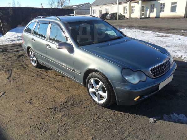 Mercedes-Benz C-Class, 2003 год, 350 000 руб.