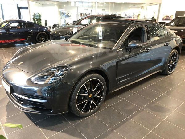 Porsche Panamera, 2019 год, 7 999 289 руб.