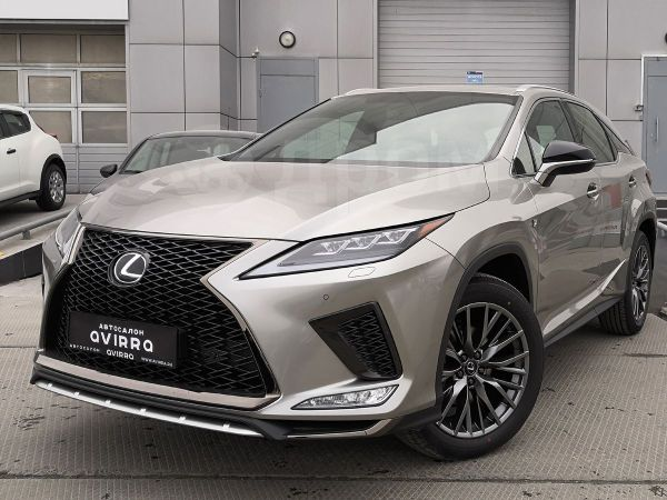 Lexus RX300, 2019 год, 4 194 000 руб.
