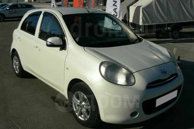 Nissan March, 2011 год, 450 000 руб.