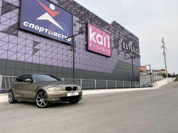 BMW 1-Series, 2005 год, 468 000 руб.