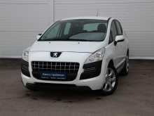 Ульяновск Peugeot 3008 2011