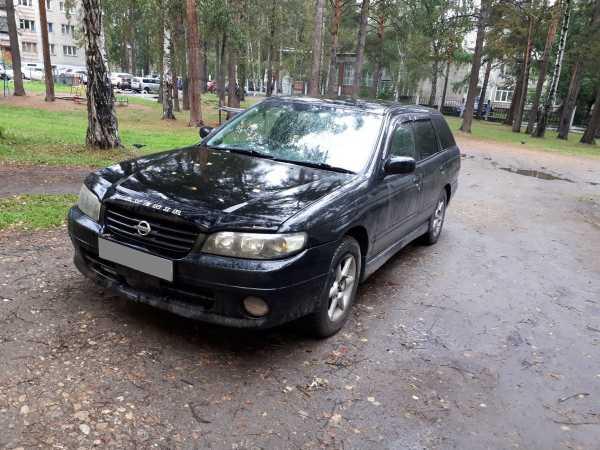 Nissan Avenir, 2003 год, 235 000 руб.