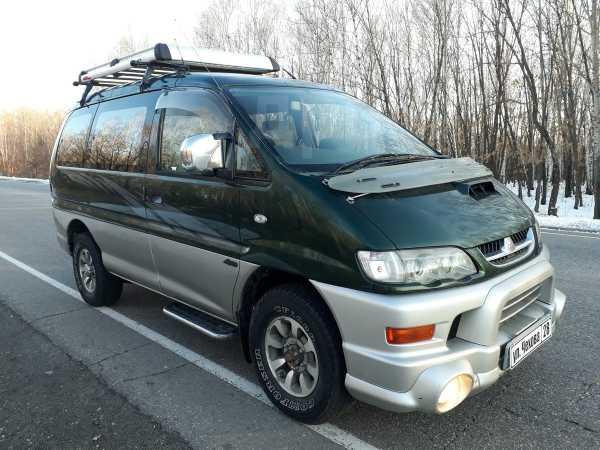 Mitsubishi Delica, 1998 год, 540 000 руб.