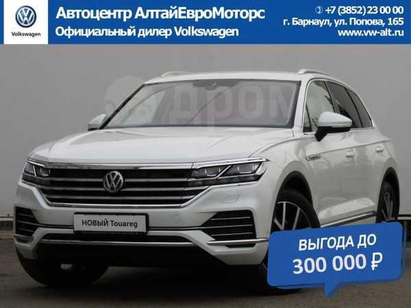 Volkswagen Touareg, 2019 год, 5 555 000 руб.