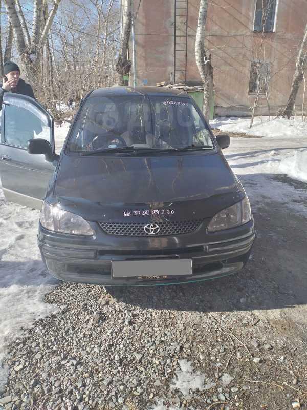 Toyota Corolla Spacio, 1998 год, 160 000 руб.