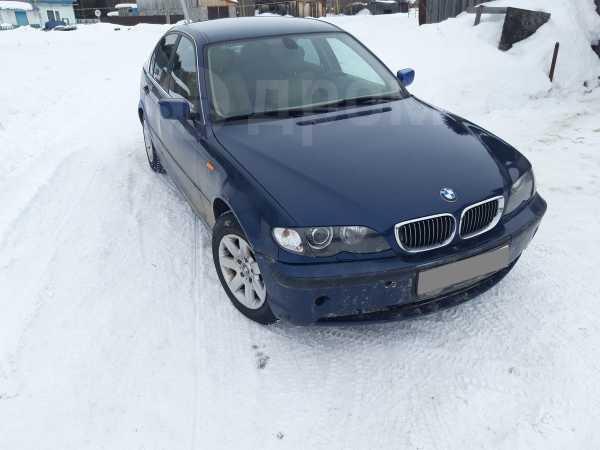 BMW 3-Series, 2004 год, 270 000 руб.