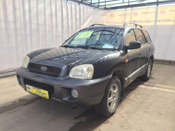 Hyundai Santa Fe, 2003 год, 349 000 руб.
