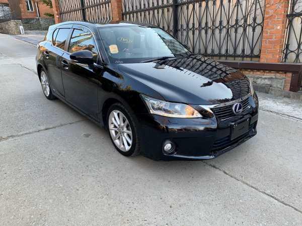 Lexus CT200h, 2011 год, 899 000 руб.