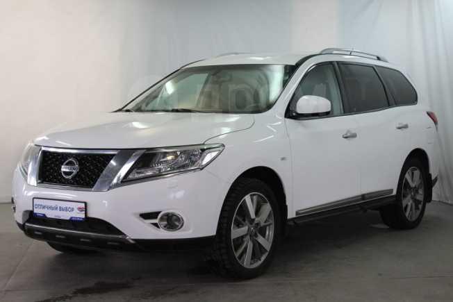 Nissan Pathfinder, 2015 год, 1 249 000 руб.