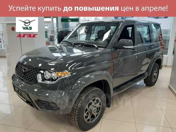 УАЗ Патриот, 2019 год, 1 056 300 руб.