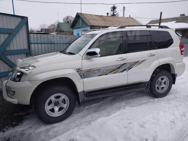 Toyota Land Cruiser Prado, 2003 год, 1 170 000 руб.