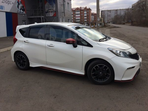 Nissan Note, 2015 год, 679 000 руб.