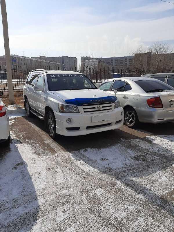 Toyota Kluger V, 2006 год, 780 000 руб.