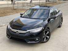 Челябинск Honda Civic 2016