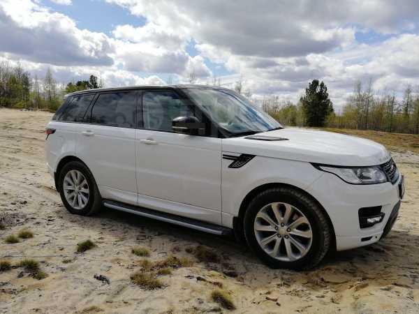 Land Rover Range Rover Sport, 2014 год, 2 950 000 руб.