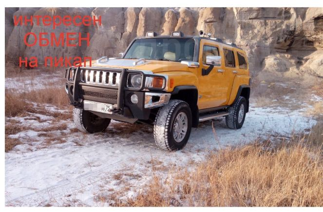 Hummer H3, 2006 год, 1 200 000 руб.