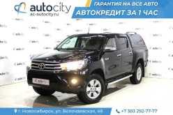 Новосибирск Hilux Pick Up 2015