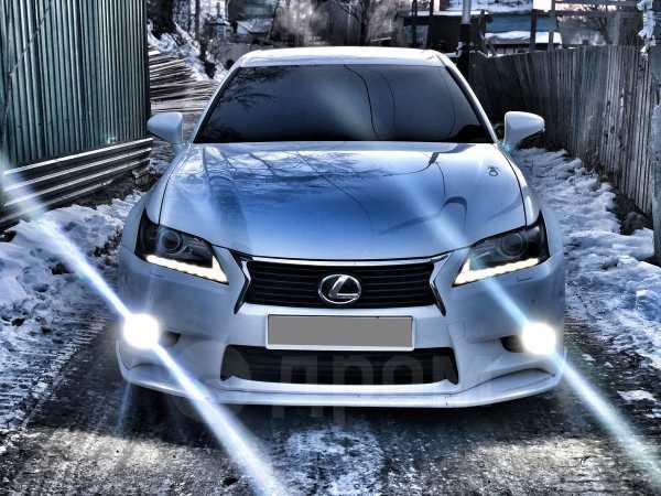 Lexus GS250, 2012 год, 1 770 000 руб.