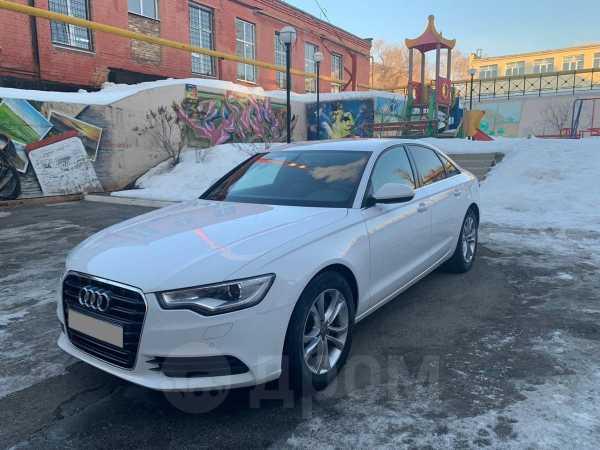 Audi A6, 2013 год, 989 000 руб.