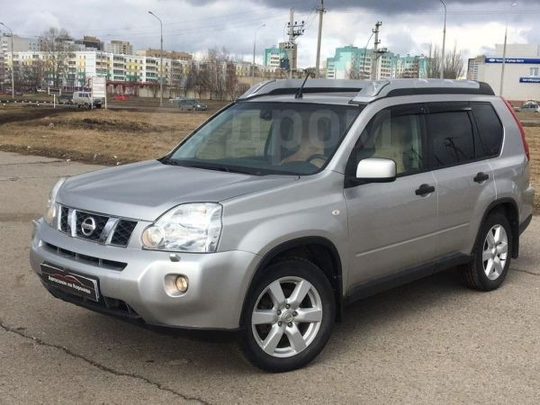 Nissan X-Trail, 2008 год, 528 000 руб.