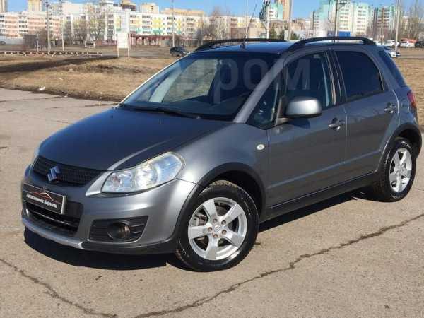 Suzuki SX4, 2011 год, 536 000 руб.