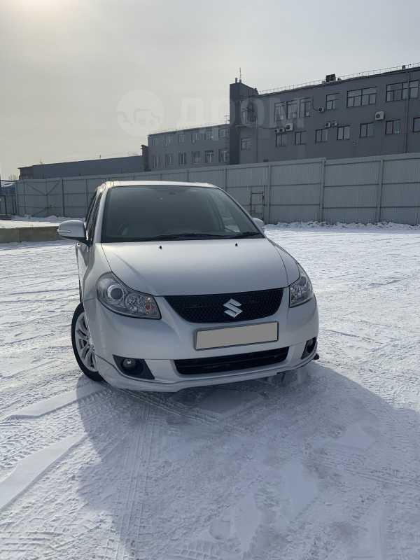 Suzuki SX4, 2013 год, 553 000 руб.