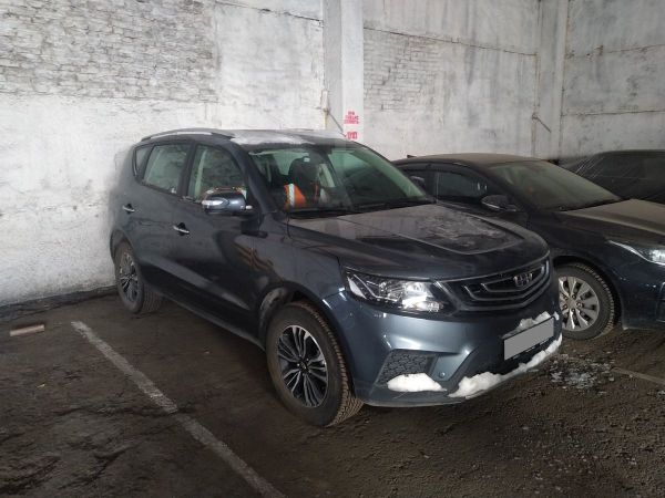 Geely Emgrand X7, 2018 год, 950 000 руб.