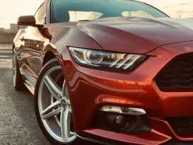 Челябинск Ford Mustang 2016