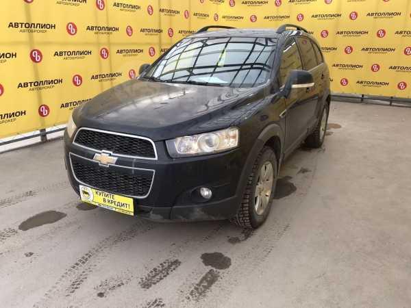 Chevrolet Captiva, 2013 год, 668 000 руб.