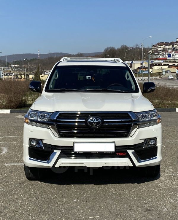 Toyota Land Cruiser, 2016 год, 4 000 000 руб.