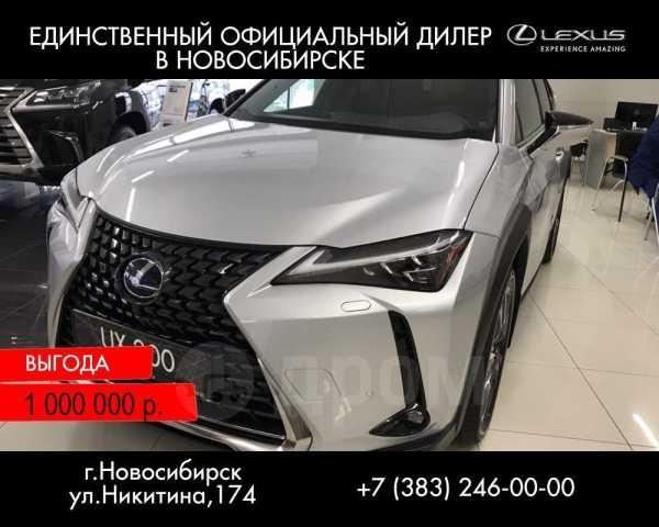 Lexus UX250h, 2019 год, 2 818 565 руб.