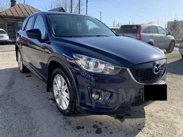Mazda CX-5, 2013 год, 1 120 000 руб.