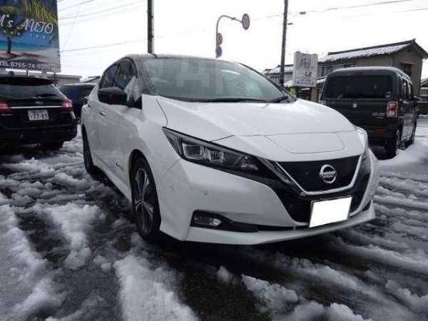Nissan Leaf, 2019 год, 712 000 руб.