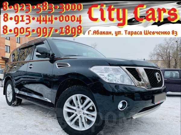 Nissan Patrol, 2013 год, 1 555 000 руб.