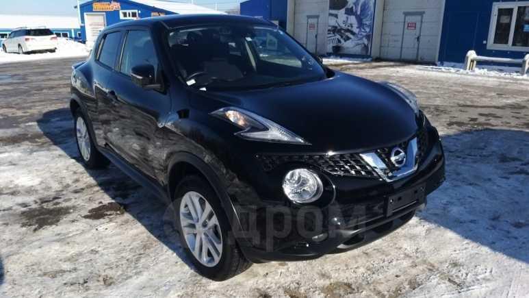 Nissan Juke, 2017 год, 855 000 руб.