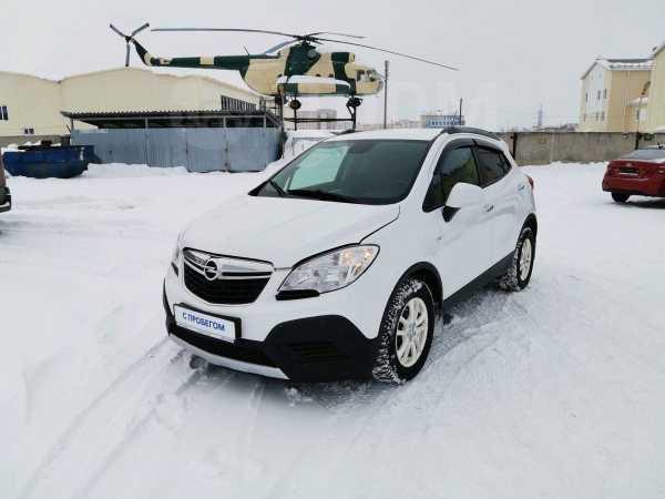 Opel Mokka, 2014 год, 580 000 руб.