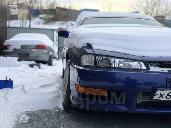 Nissan Silvia, 1994 год, 600 000 руб.