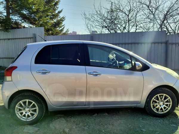 Toyota Vitz, 2008 год, 290 000 руб.