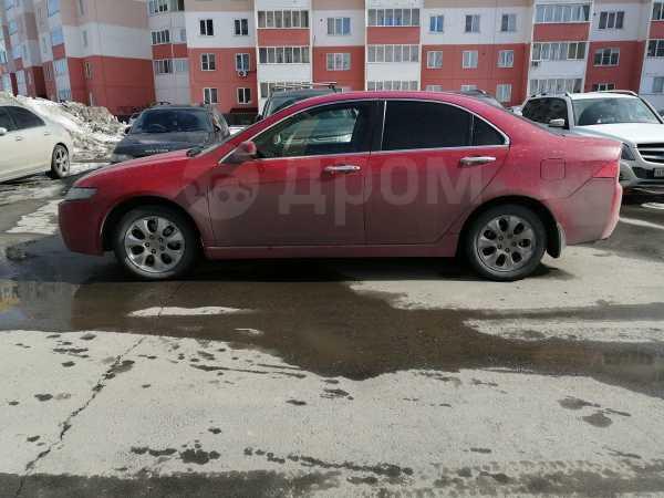 Honda Accord, 2004 год, 500 000 руб.